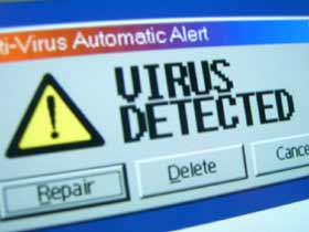 Computer Flu virus removal
