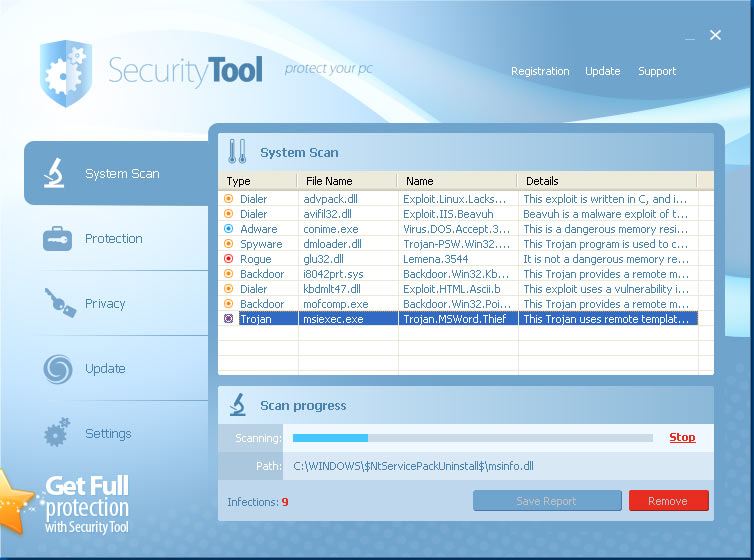 SecurityTool